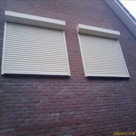 thermal break aluminum roller shutter
