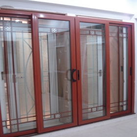sliding glass dor