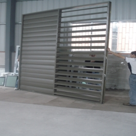 waterproof shutter louvers