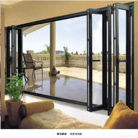 luxury folding door