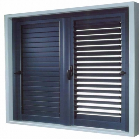 aluminum adjustable shutters