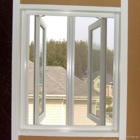 American mullion aluminum window