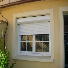 electric home shutters