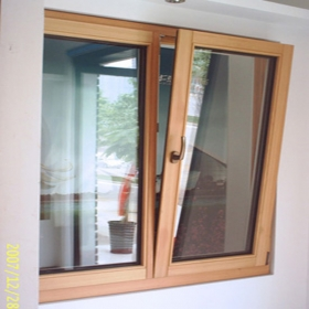 alu clad wood window prices