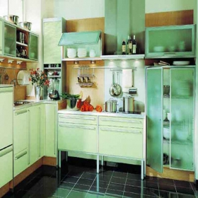 home kitchen cabinet