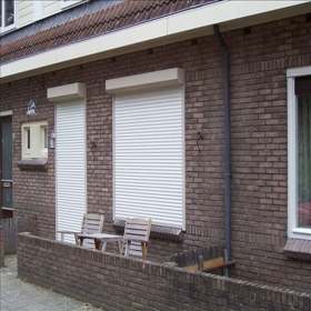 aluminum electric shutters