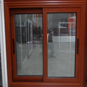 European sliding window