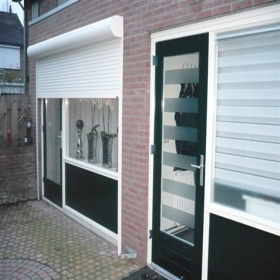 waterproof roller shutters