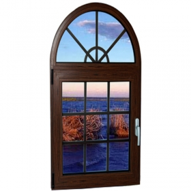 safety aluminum casement windows