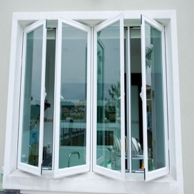 double leaf casement windows