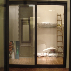 sliding door price