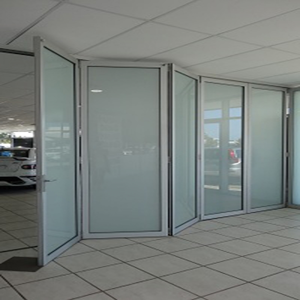 luxury large folding doors