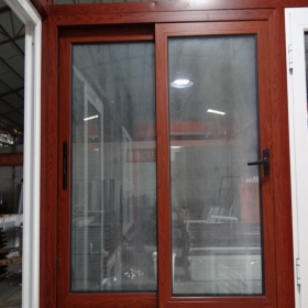 modern aluminum sliding window