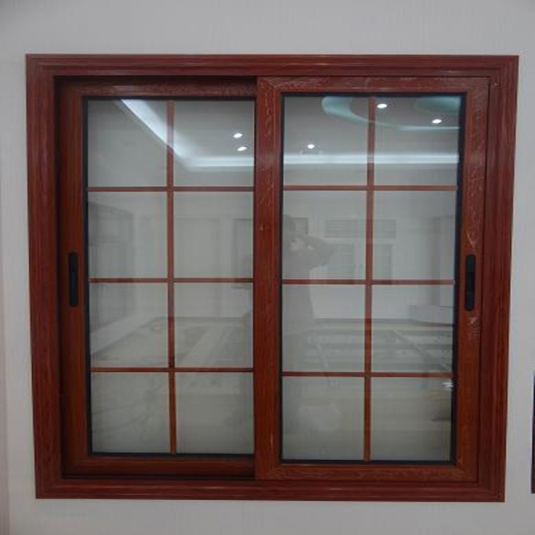 large sliding window