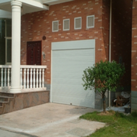 aluminum replacement garage doors