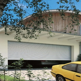 aluminum house garage doors