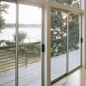 european style sliding door