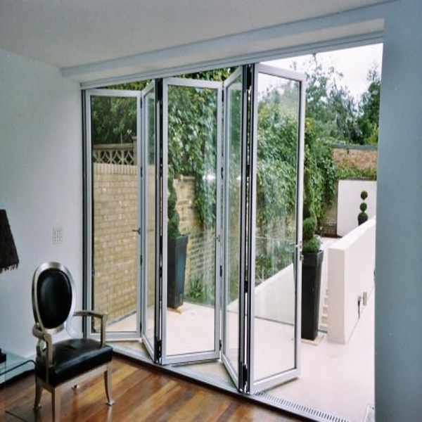 China Aluminum Folding Interior Door Price Exterior Aluminium Folding Doors
