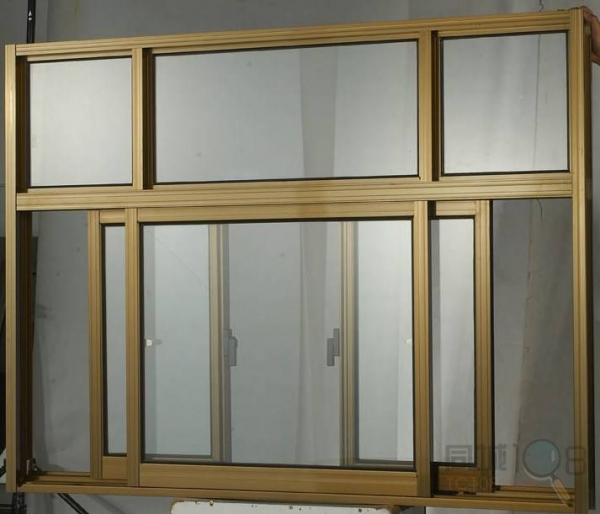 sliding window with 6 panels