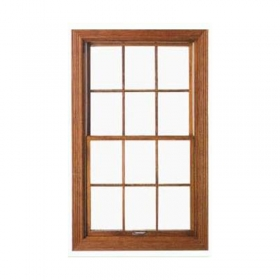 wood vertical sliding windows