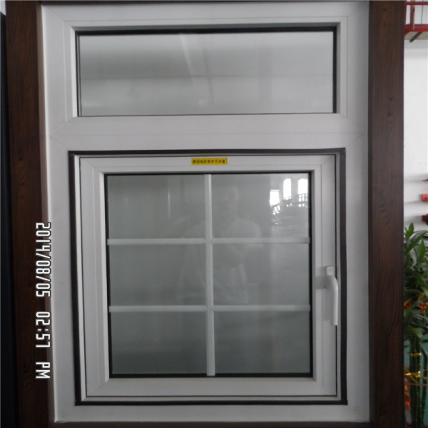 mosquito-proof window with screen