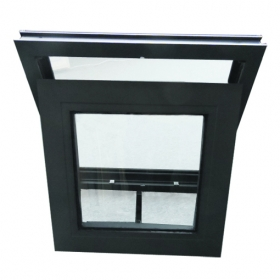 aluminum round and awning window