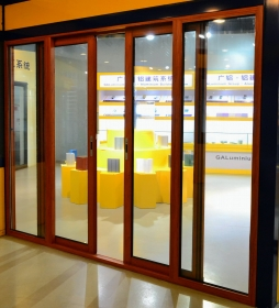 soundproof sliding door