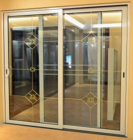 space saving patio doors