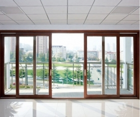 thermal break doors