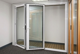 double glazing bifold doors