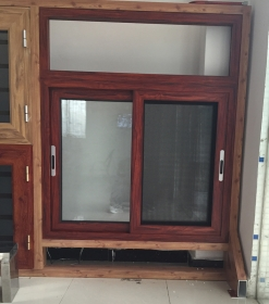 installing sliding window