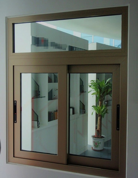 custom sliding window