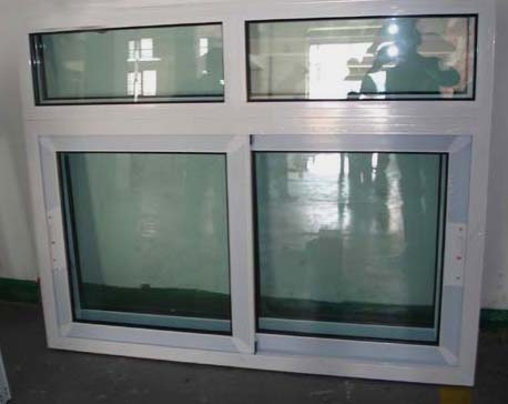 sliding glass window